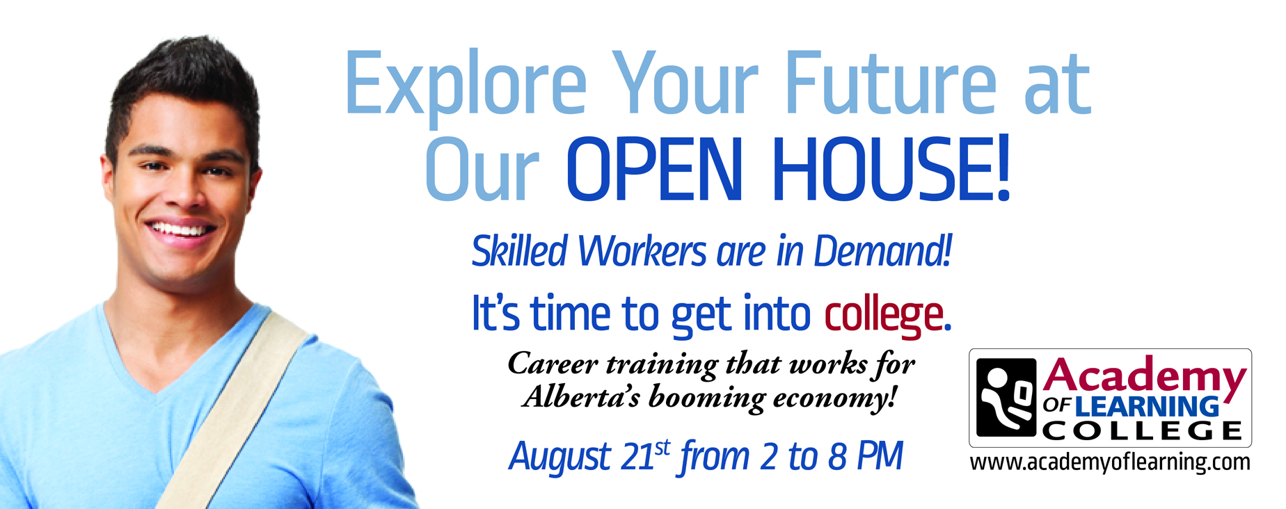Join us at our open houses on August 21st from 2-8 pm.