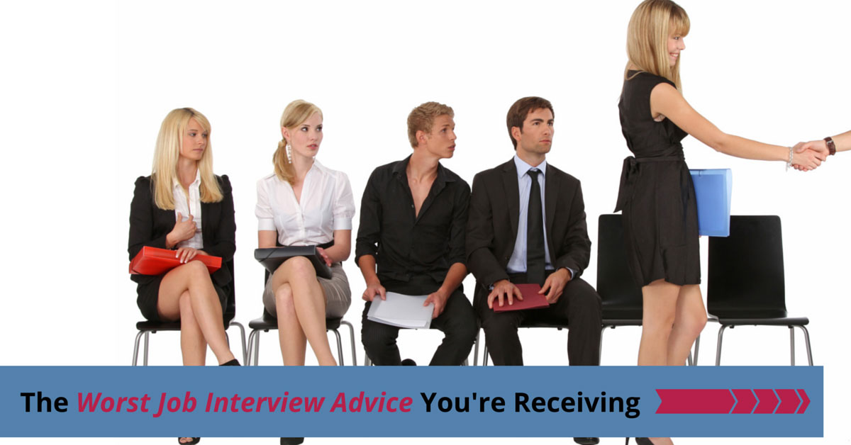 job interview advice
