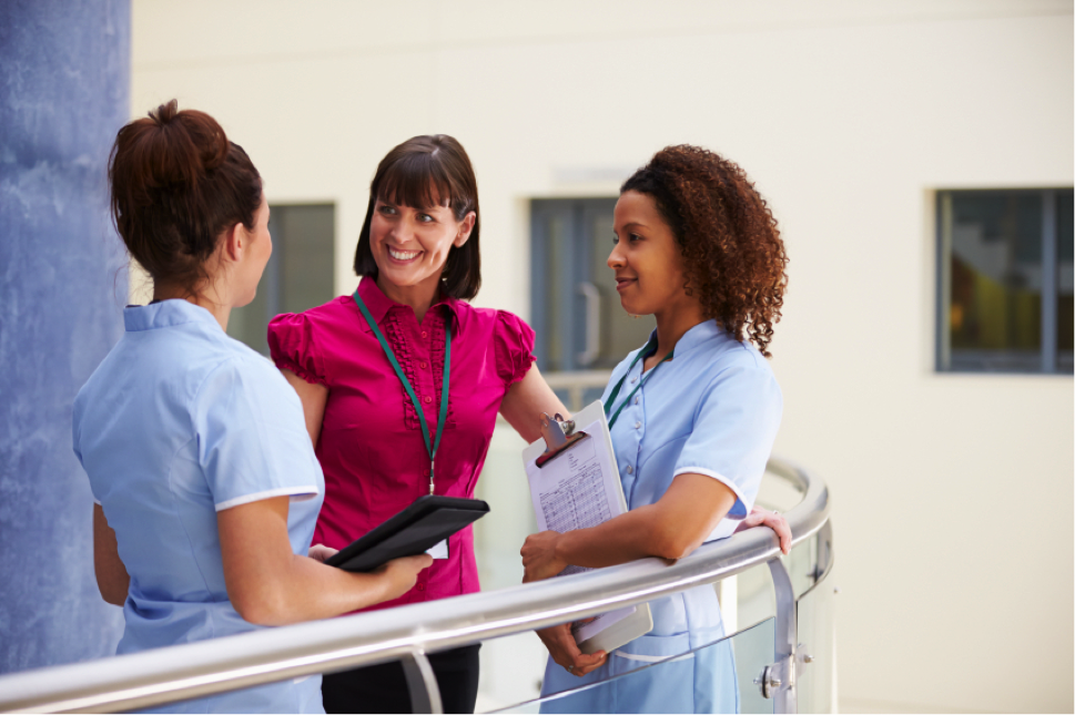 Working in healthcare offers both personal and professional rewards