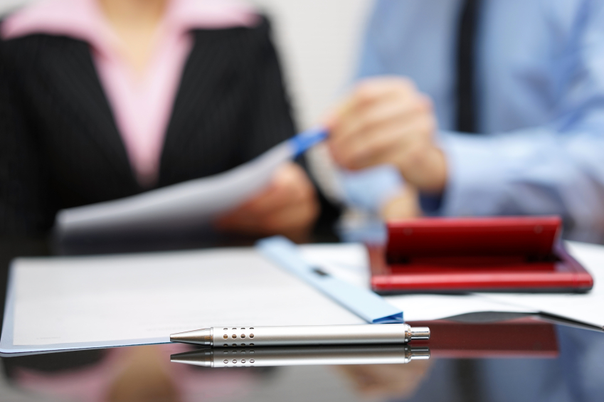 Legal teams work together to manage and file important casework