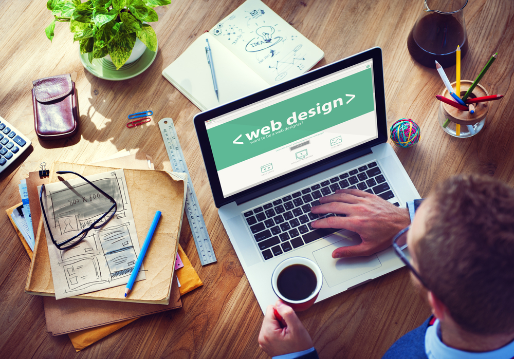 web-designer-working-on-a-website
